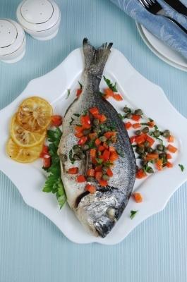 Manger du poisson est bon pour la santé