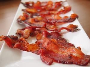 dangers du bacon viande