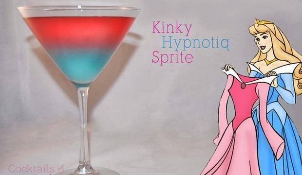 Cocktails Disney: 13 cocktails à l'effigie de vos personnages Disney préférés!