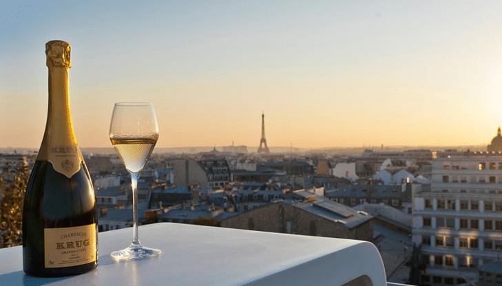 Idees lieux romantiques saint valentin paris