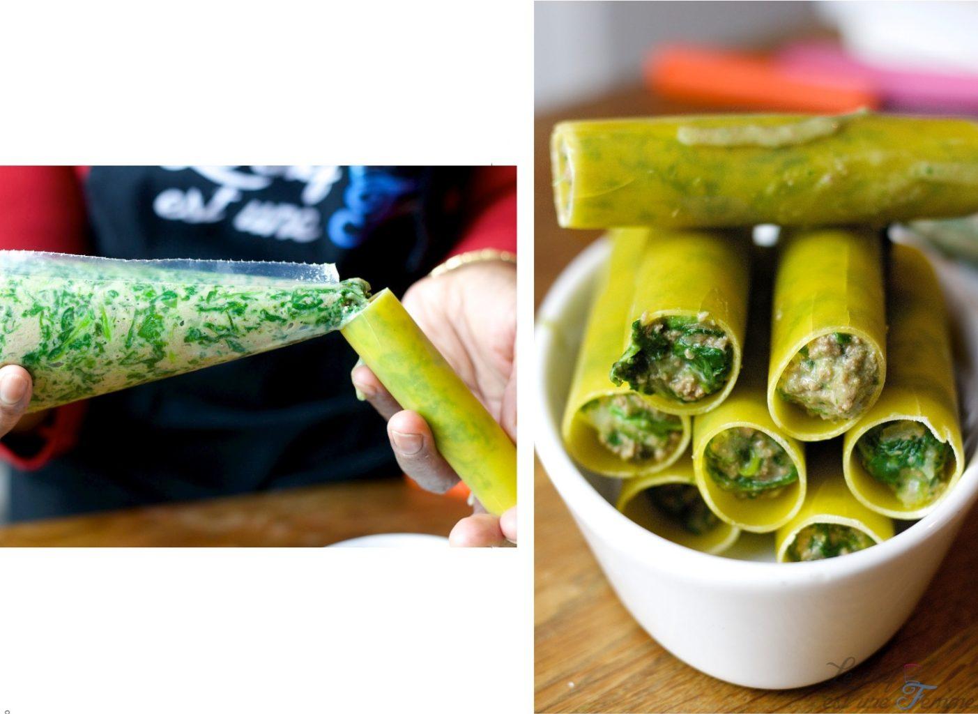 recette cannelloni épinards (5)