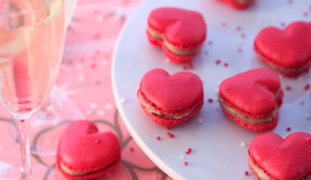 12 recettes de desserts sp cial saint valentin. Black Bedroom Furniture Sets. Home Design Ideas