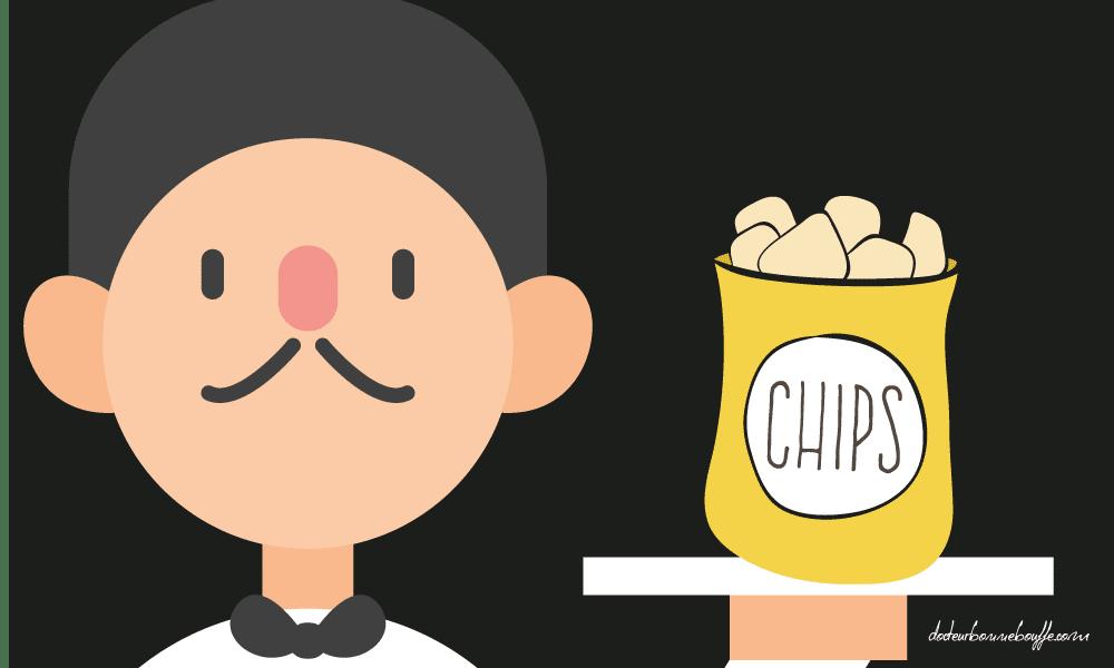 Les chips : aussi mauvaises qu'on ne le pense ?