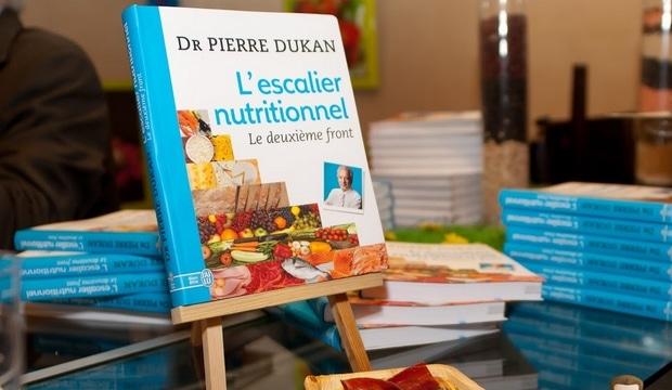 l'escalier nutritionnel, le nouveau regime du dr pierre dukan