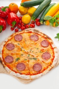 pizza-régime