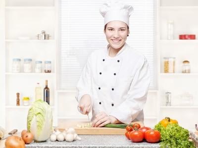 chef cuisine alimentation