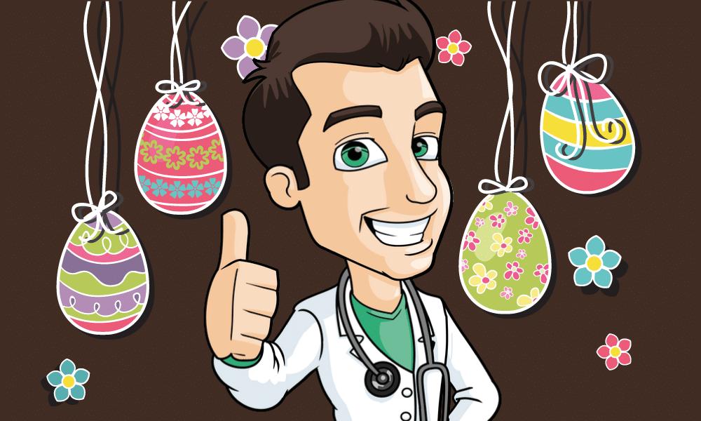Pâques : 7 astuces pour en profiter… sainement !