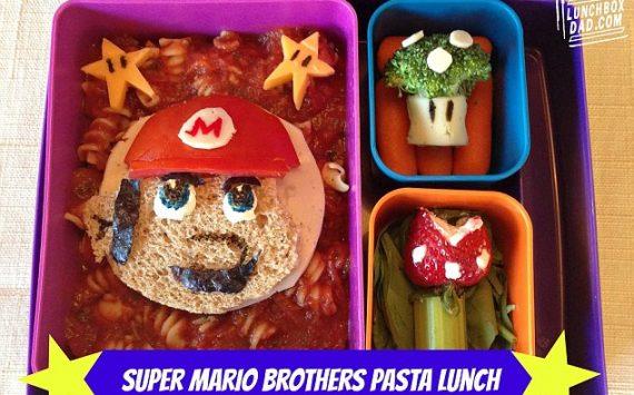 LunchBox Dad: le père qui transforme les sandwitchs en oeuvres d'art