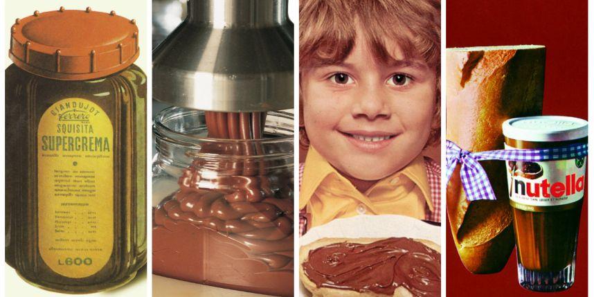 SuperCrema ancêtre du Nutella