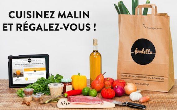 Foodette: le panier de proximité pour cuisiner malin!