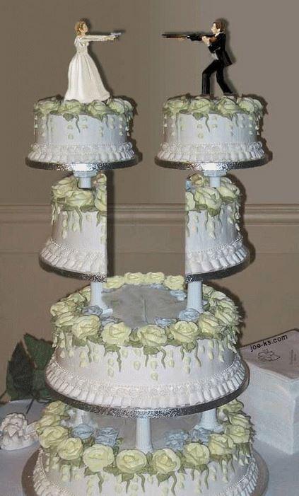 La mode des divorce cake