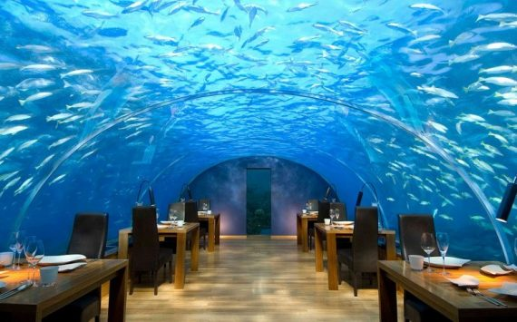 Tour du monde des 14 restaurants les plus incroyables