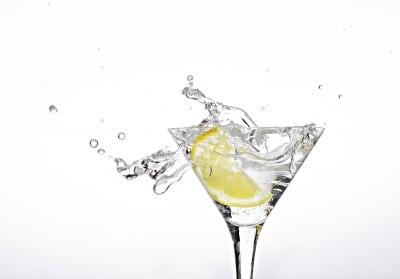 Bienfaits eau citronnée