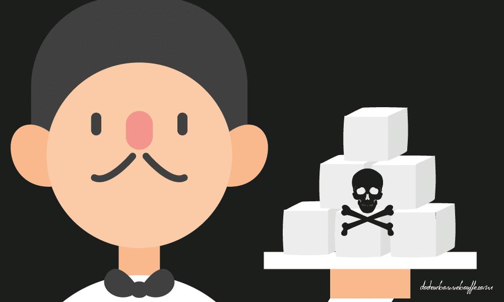 Le sucre raffiné : le poison de l'homme moderne?