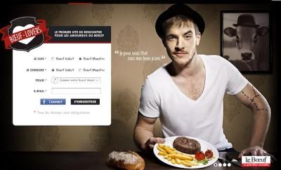 Boeuf Lovers, le site de rencontres pour amoureux de la viande de boeuf