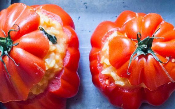 Défi culinaire #5: réaliser un menu à partir d'un ingrédient clé: la tomate!