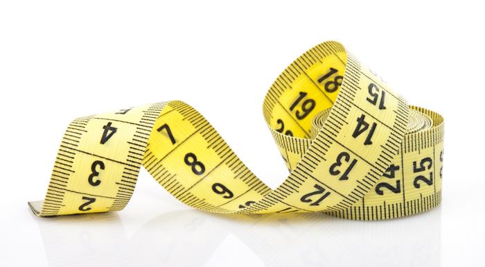 se peser régime poids santé centimètres perte de kilogrammes