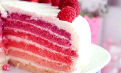 les plus beaux layer cakes ombre cakes rainbow cakes
