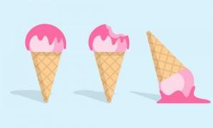 bienfaits des glaces sante