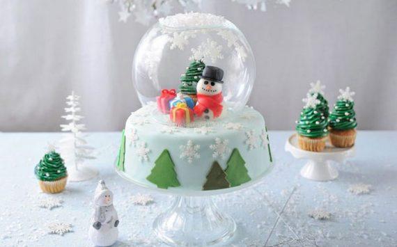 La sélection des 15 plus beaux gâteaux de Noël !