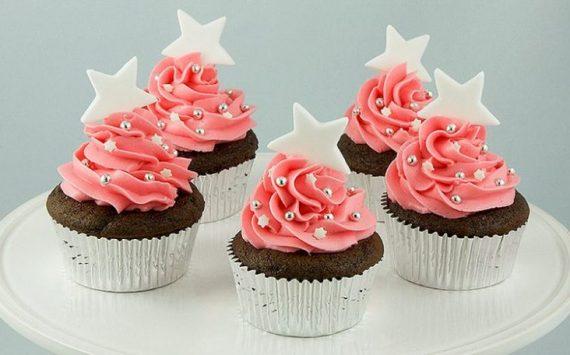 Les 15 plus beaux cupcakes de fêtes de Noël