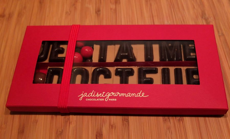 Jadisetgourmande chocolats sur mesure saint valentin