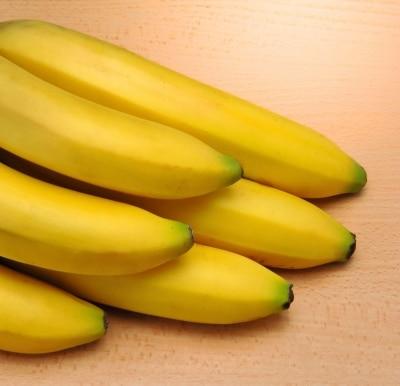 Bienfaits des bananes
