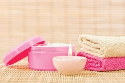 Crème beauté soins
