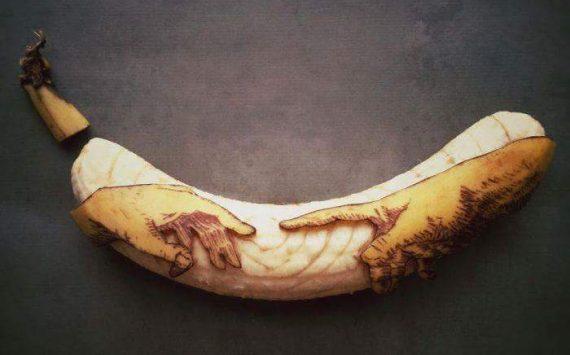 Les 30 plus belles bananes de l'histoire de l'art!
