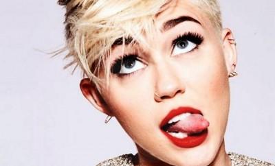 Miley Cirus mange paléo...