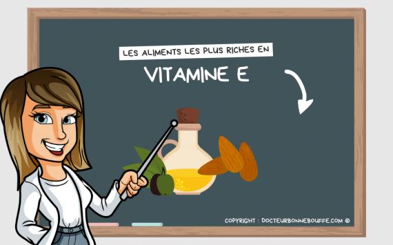 Les 12 aliments les plus riches en vitamine E