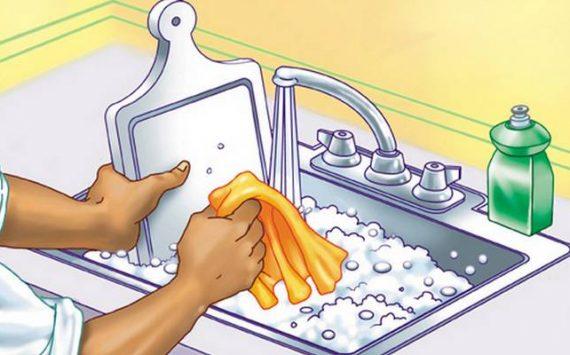 Le lave-vaisselle : une source d'allergies chez l'enfant ?