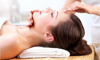 Massage du visage anti viellissement