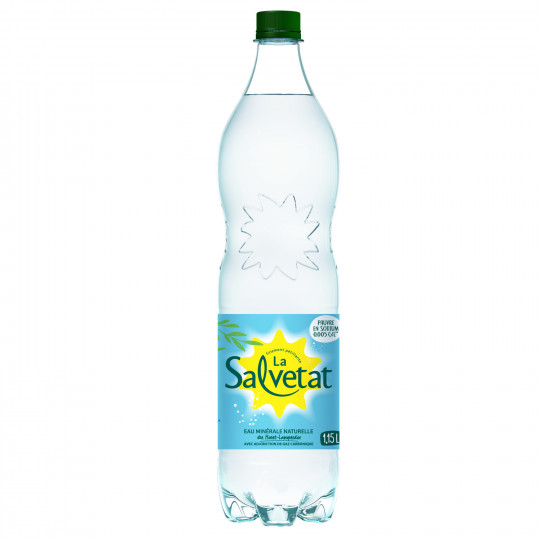 salvetat eau minérale