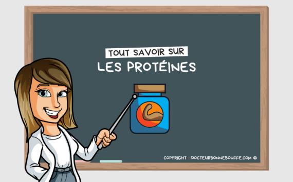 Les protéines pour les nuls – Cours de diététique