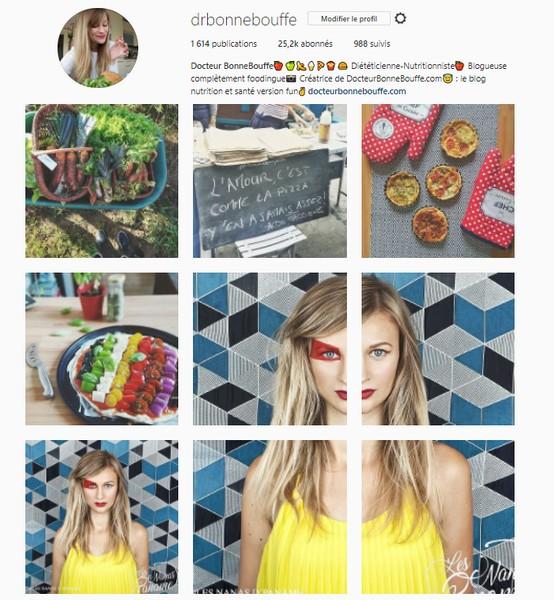 Meilleur compte Instagram Food et Nutrition