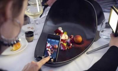 foodography l'assiette pour faire des photos de ces plats