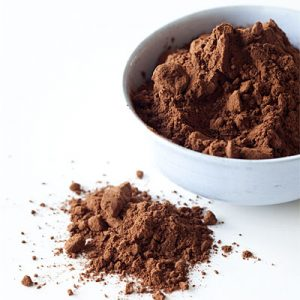 Poudre de cacao