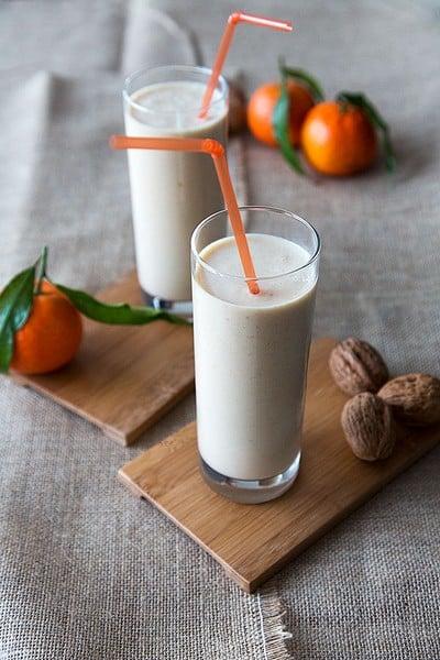 smoothie mandarine noix original