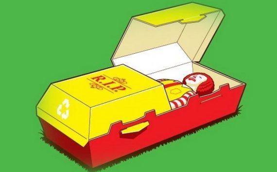 9 raisons pour que Ronald McDonald's parte enfin à la retraite