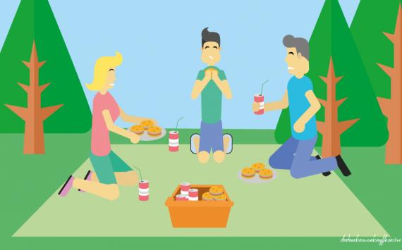 5 aliments à embarquer pour un pique nique sain !