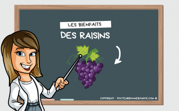 Les raisins: ces petits fruits aux multiples bienfaits