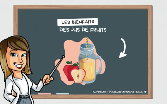 A la découverte des bienfaits de vos jus de fruits préférés