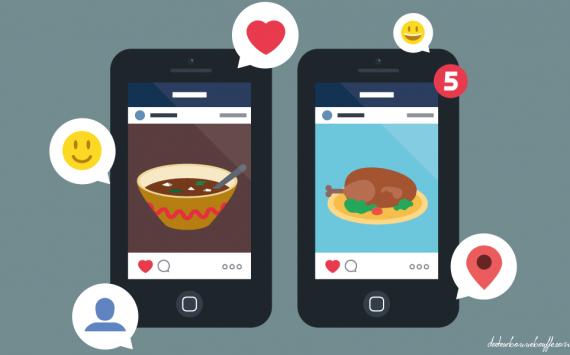6 bonnes raisons d'Instagramer ses plats au restaurant