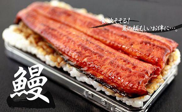 coque iphone riz gluant au poisson