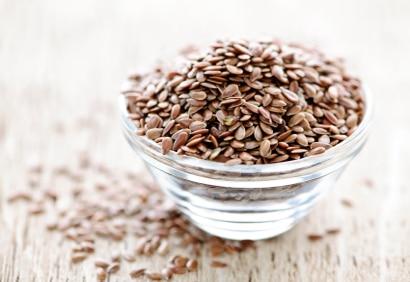 bienfaits graines de lin