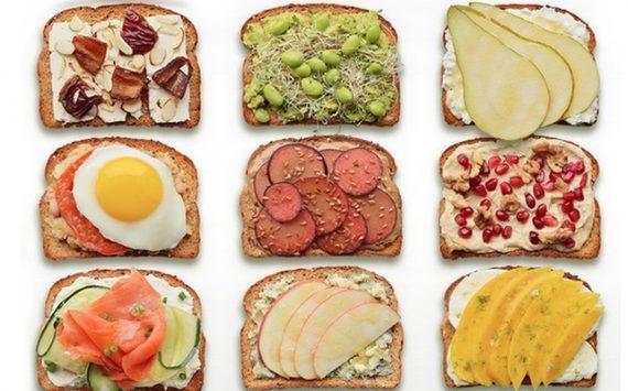 21 idées originales de sandwichs bons pour la santé !