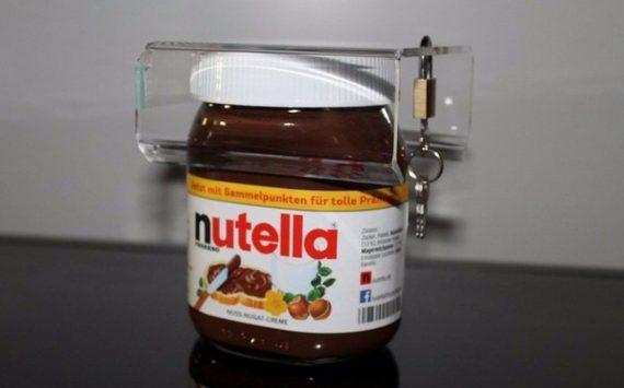 Un piège à Nutella pour s'empêcher d'en manger !