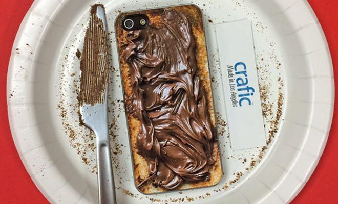 coque iphone 5 food