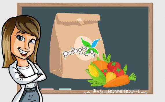 J'ai testé… Potager City, les box de fruits et légumes frais et de saison !